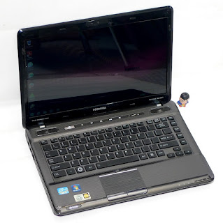 Laptop Toshiba Satellite P745 Core i5 Second