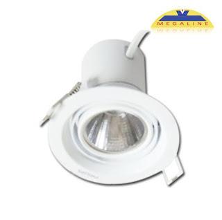 Đèn led âm trần Philips 5W 59775 Pomeron chính hãng tại hồ chí minh