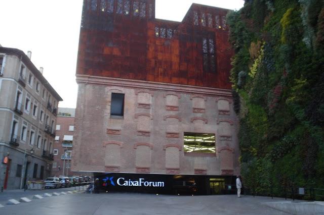 Caixa forum. Fotos
