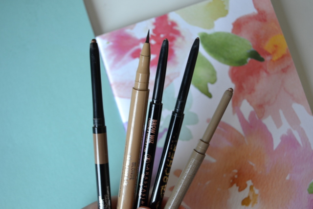 Five Brow Products, One Review