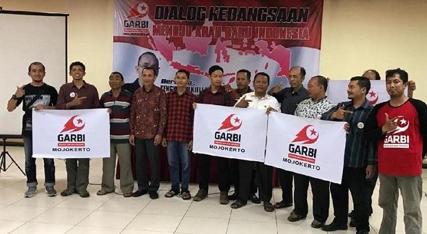 60 Kader PKS Mojokerto Mengundurkan diri Hijrah ke GARBI