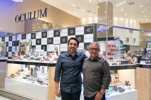 Rede de óticas Oculum chega a Alagoas e inaugura loja no Parque Shopping  com mais de 40 grifes 1e3c52a370