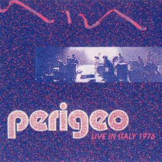 Perigeo - 1990 - Live in Italy 1976