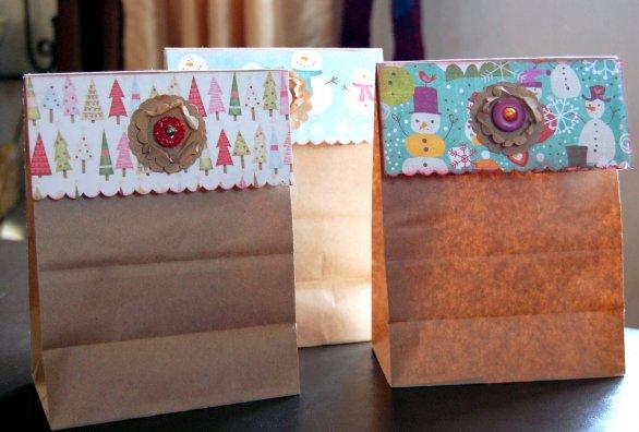 Nuvole country confezionare i regali for Idea per regalo