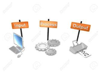 SISTEM KOMPUTER : Sistem, Fungsi, dan Struktur Masukan