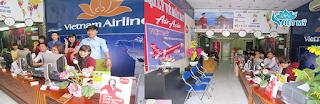 Văn phòng đại lý vé máy bay Việt Mỹ