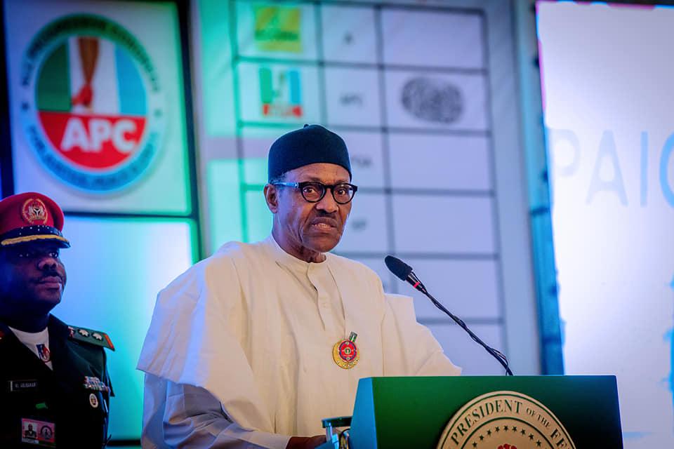 Buhari Greets Apc Stalwart, Emeka Wogu, At 55
