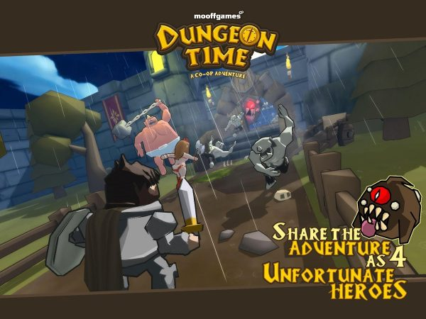 Dungeon Time Turbo Apk Mod