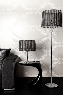 lampy Reaction, stolové lampy, svietidlá na stôl