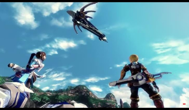 First screenshot from Star Ocean: The Last Hope 4K and HD remaster trailer