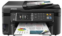 Work Driver Download Epson WorkForce WF-3620DWF