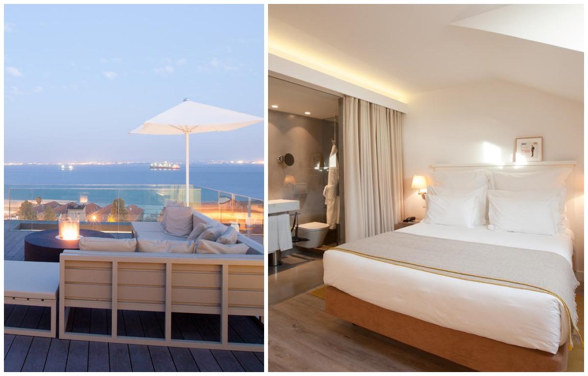 Memmo Alfama - Design Hotels- Dicas de hotéis: Onde se hospedar em Lisboa por bairros