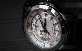 Wallpaper: Seiko Premier Automatic Watch