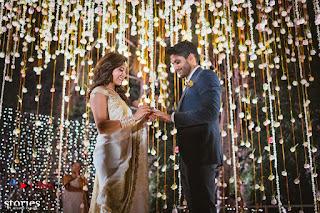 Naga Chaitanya And Samantha Engagement Pos  0002.jpg