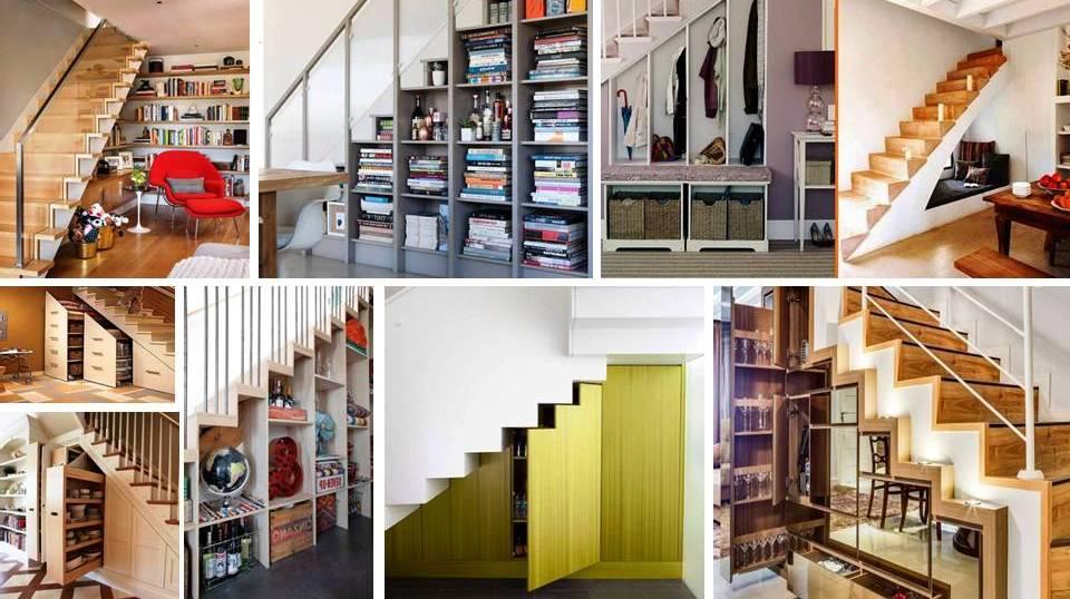 40 Creative Ideas Of Under Staircase Design Decor Units