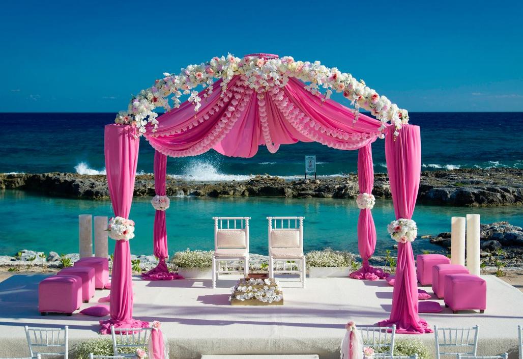 Hard Rock Punta Cana Wedding Venue