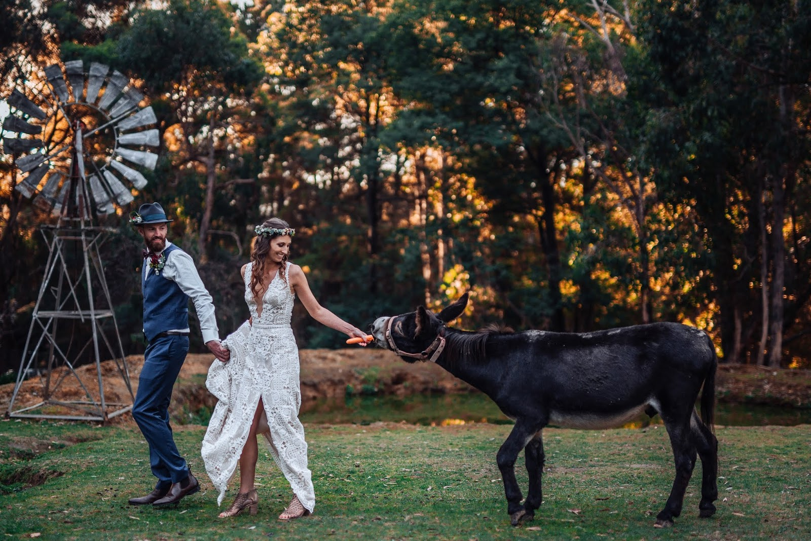 Q+A: RANCH WEDDING VENUE | THE LOG CABIN MELBOURNE VIC