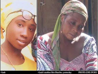 Christian Dapchi Girl Who Refused To Convert To Muslim: