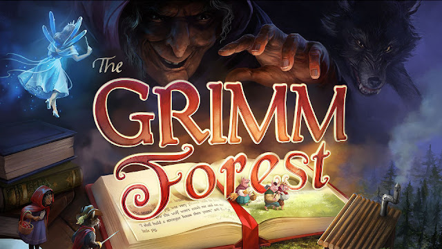 The Grimm Forest Board Game Review