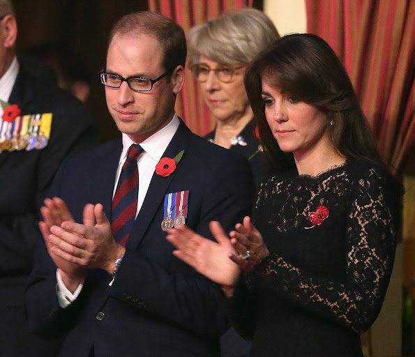 Kate Middleton - Queen Elizabeth and Prince Philip, Catherine, Duchess of Cambridge and Prince William, Duke of Cambridge, Sophie, Countess of Wessex and Prince Edward, Earl of Wessex, Princess Anne and Prince Andrew, Duke of York, Princess Alexandra