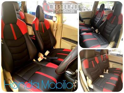 Jok Mobil Honda Mobilio