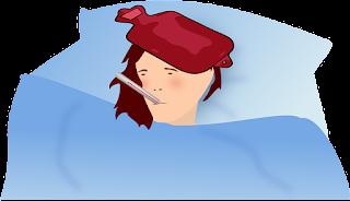 Simptom (Tanda Tanda) Demam Kepialu (typhoid)