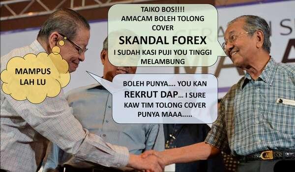RCI Forex : Siapa Curi Baki RM26.3 Billion Wang Bank Negara?