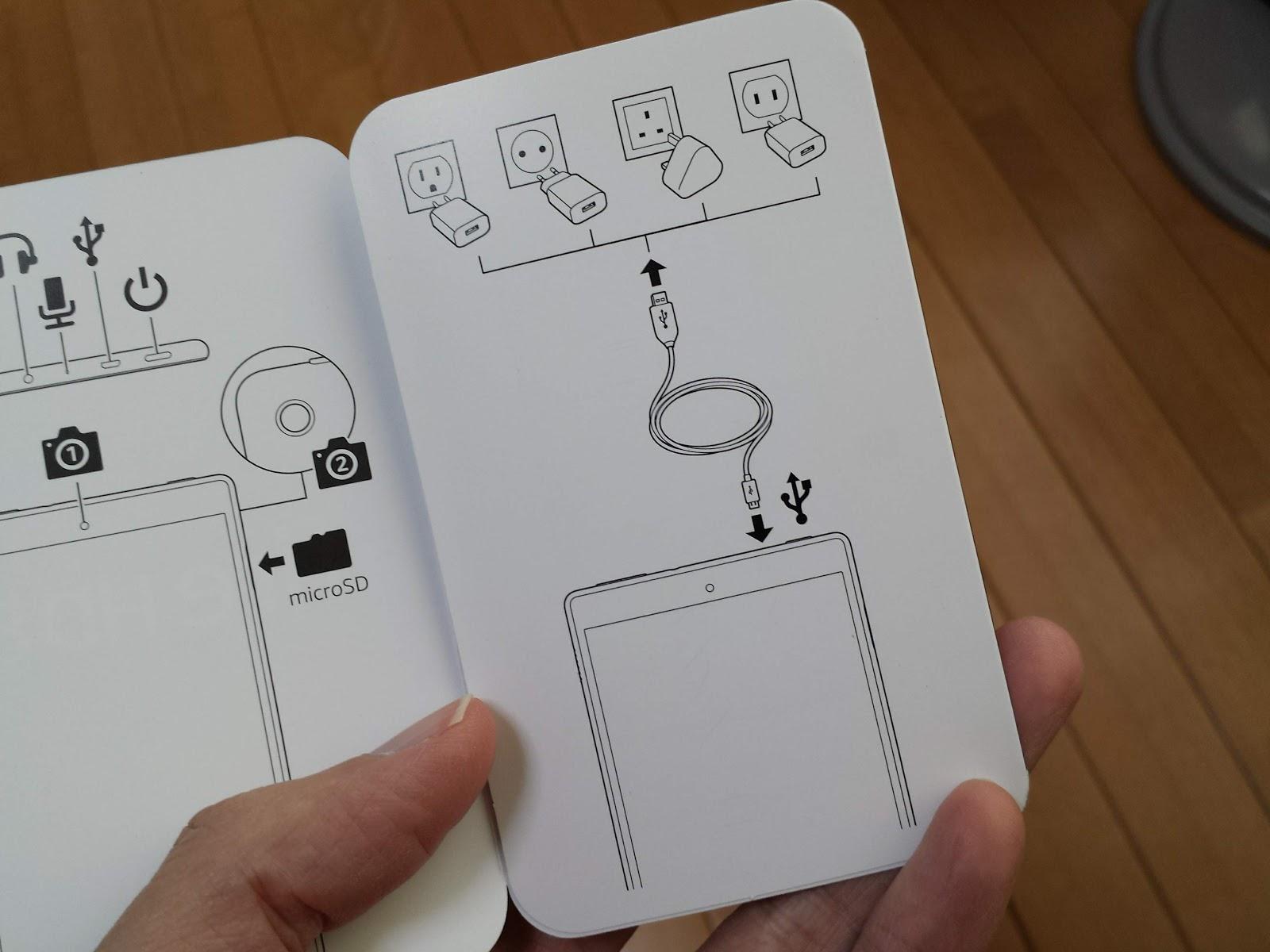 全人類対応Fireタブレットのマニュアル