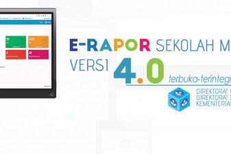 Mei 2018 Direktorat Pembinaan SMK me-Launching e-Rapor versi 4.0