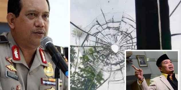 Polisi Simpulkan, Bunuh Diri Bripka Teguh Terkait Penembakan Rumah Jazulli