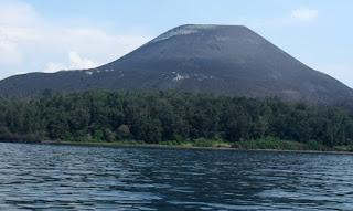 Objek Wisata Gunung Krakatau Lampung
