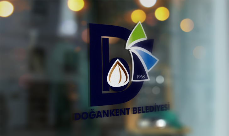 Giresun Doğankent Belediyesi Vektörel Logosu