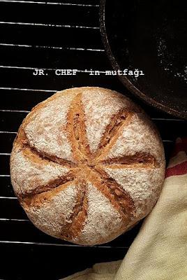 ekmek nasıl hazırlanır