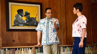 Anies Akui Format Debat Najwa' Lebih Baik