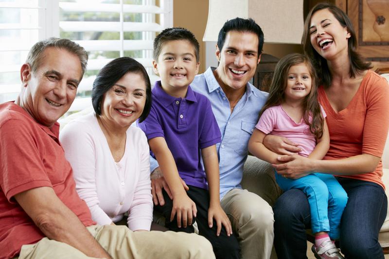 Reagrupación familiar