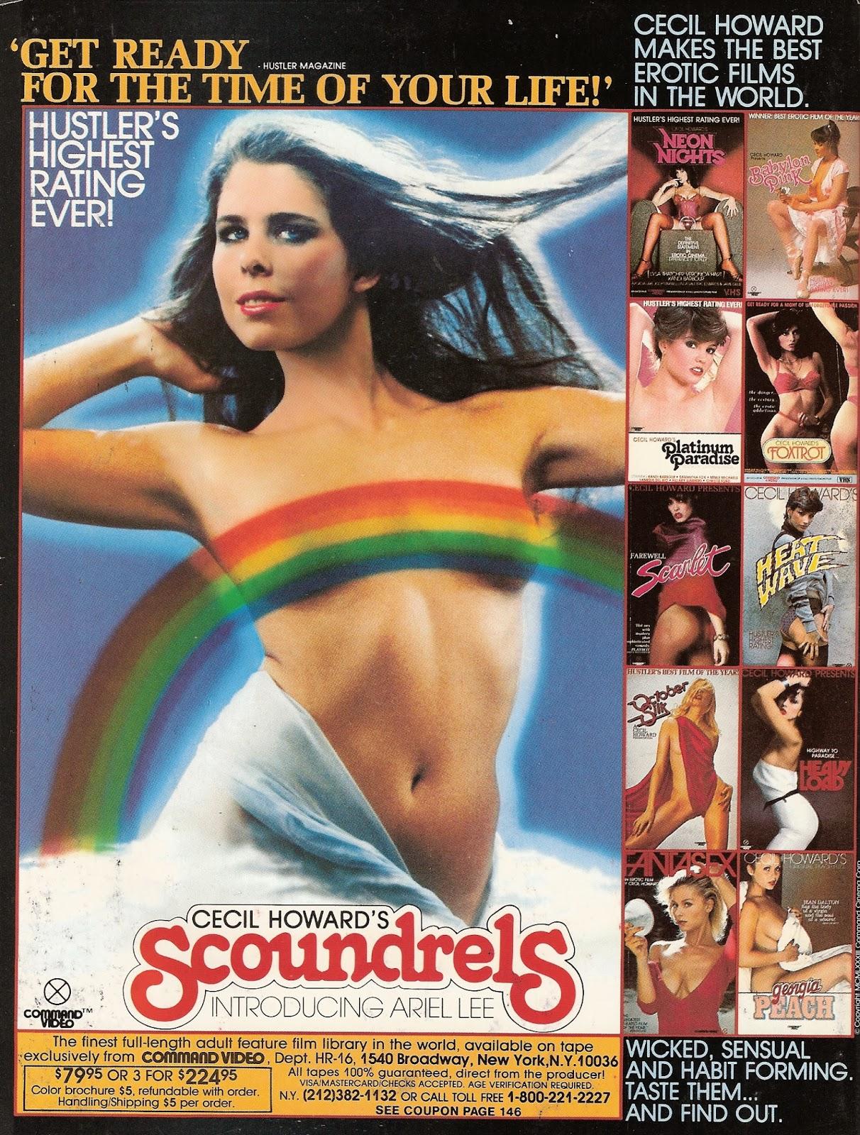 Adam & Eva Mädchen Porn soiled sinema: scoundrels (1982)