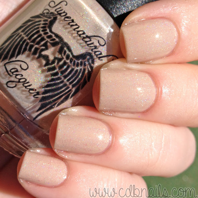 Supernatural Lacquer-Shapeshifter
