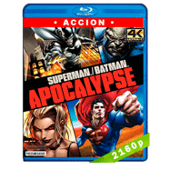 Superman/Batman: Apocalipsis (2010) HEVC H265 2160p Audio Dual Latino-Ingles