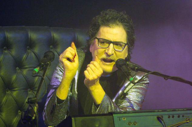 """Charly García no defrauda. Su show en Plaza de la Música: """"¡Aguante Córdoba!"""""""