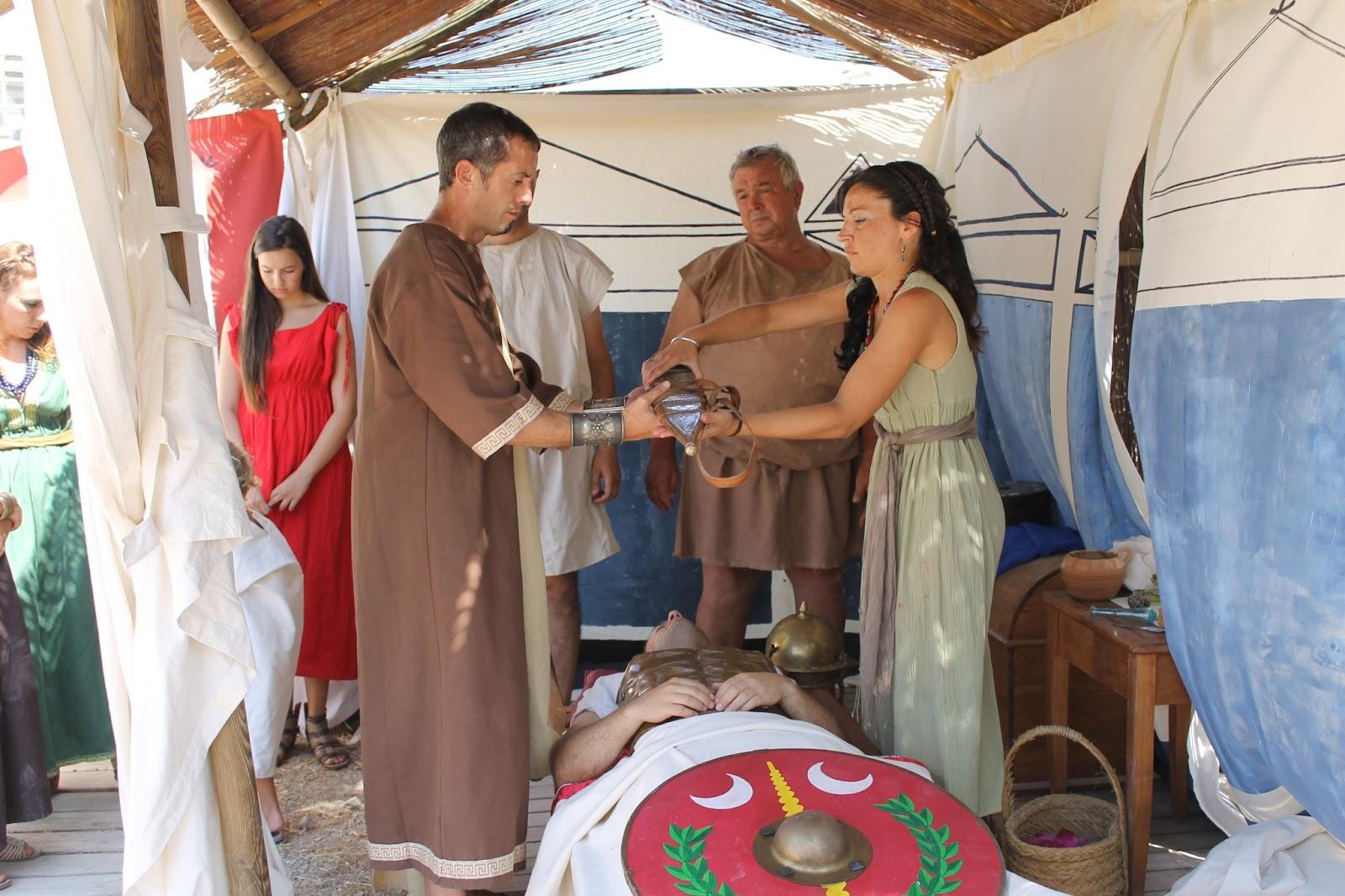 Visitas teatralizadas Ibiza Museo