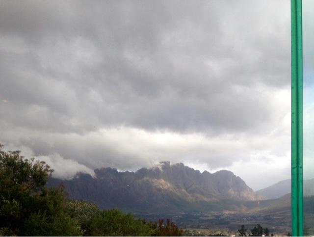 Rain South Africa