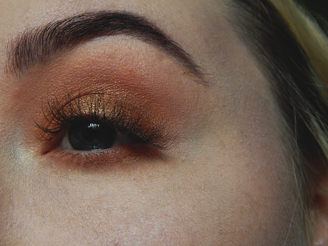 Simple Autumn Makeup 2017 || Blogtober