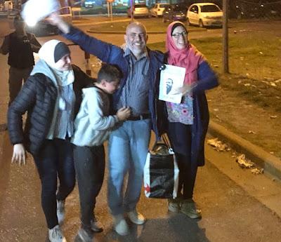 Liberaron a Jorge Yussuf Khalil, preso político injustamente detenido por la causa del memorándum con Irán