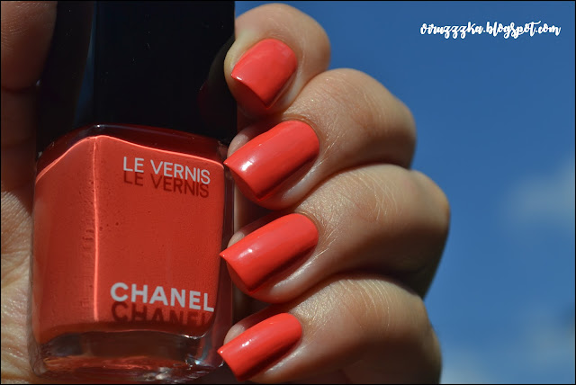 Chanel 562 Coralium