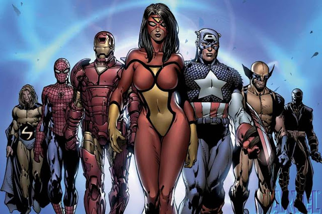 Mengenal Anggota New Avengers Original dari Marvel Comics