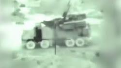 Israel không kích vào một số hệ thống phòng không Pantsir-S1 ở Syria