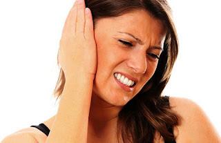 cara cepat menyembuhkan radang telinga