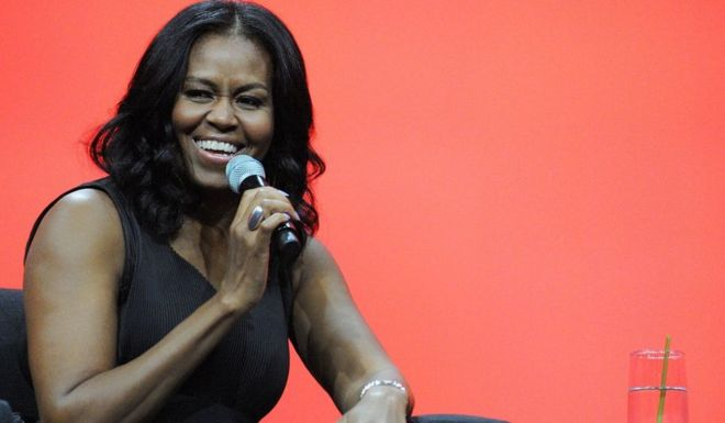 Michelle Obama: 'I won't run for office' for my children