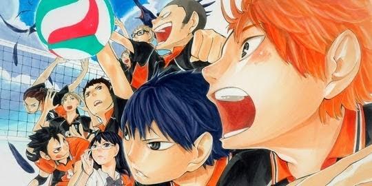 Suivez toute l'actu de Haikyu - Les As du Volley sur Japan Touch, le meilleur site d'actualité manga, anime, jeux vidéo et cinéma