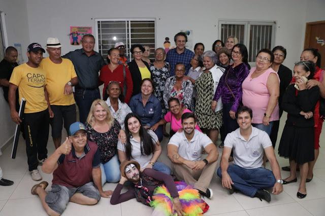 LEM: Residencial Vista Alegre também recebe unidade descentralizada do programa municipal Promati Mais